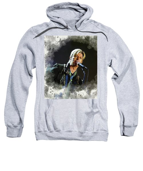 David Bowie #3 Sweatshirt
