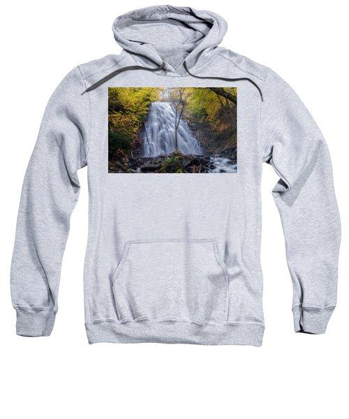 Dawn At Crabtree Falls Sweatshirt