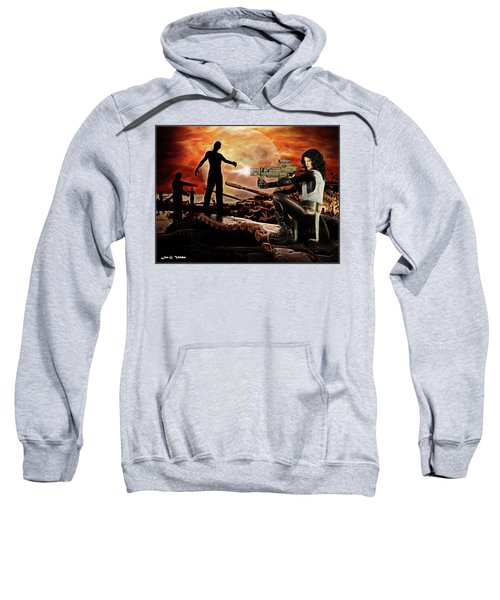 Dawn Of The Dead Sweatshirt