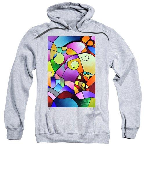 Daydream Canvas Two Sweatshirt