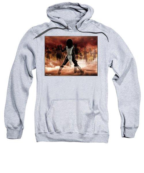 Deathstalker Vs Evil Dead Sweatshirt