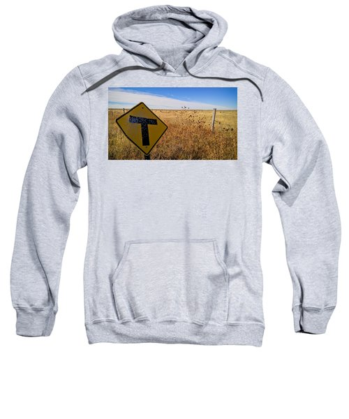 Decision Time Sweatshirt