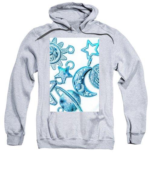 Deep Blue Space Sweatshirt