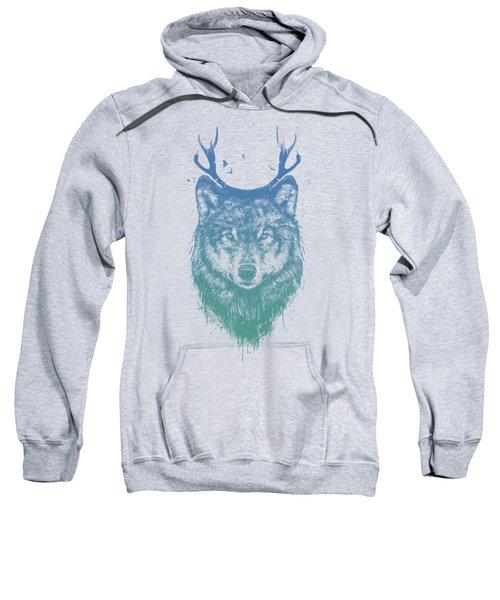 Deer Wolf Sweatshirt