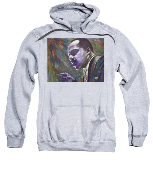 Demonstrations With Dignity Sweatshirt