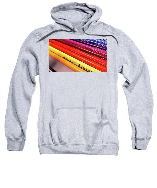 Derwent Aquatone Pencils Sweatshirt