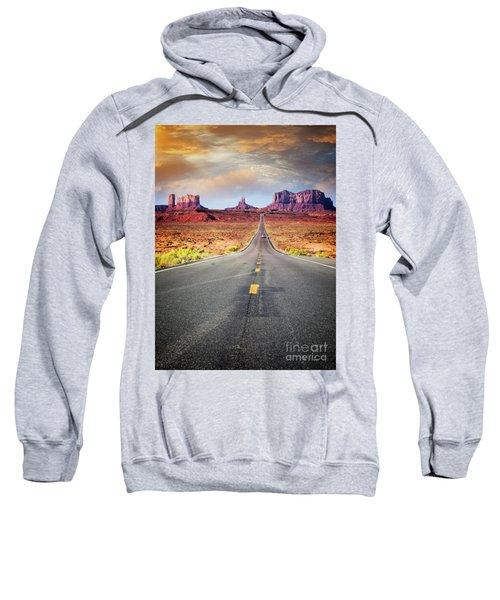 Desert Drive Sweatshirt