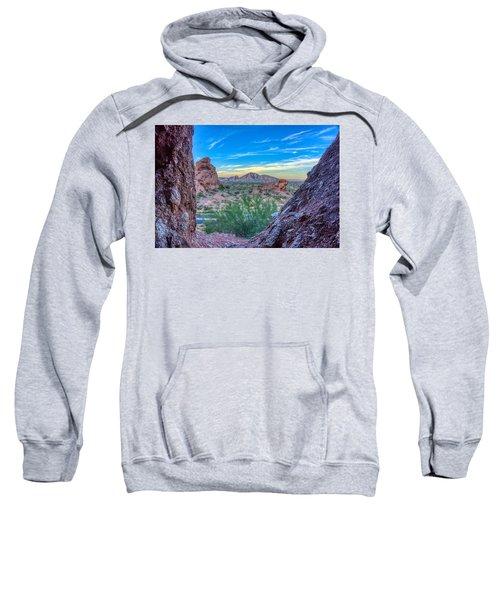 Desert Paradise  Sweatshirt