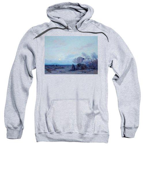 Desert, Prospector, 1924 Sweatshirt