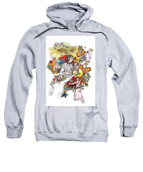 Desert Safari  Sweatshirt