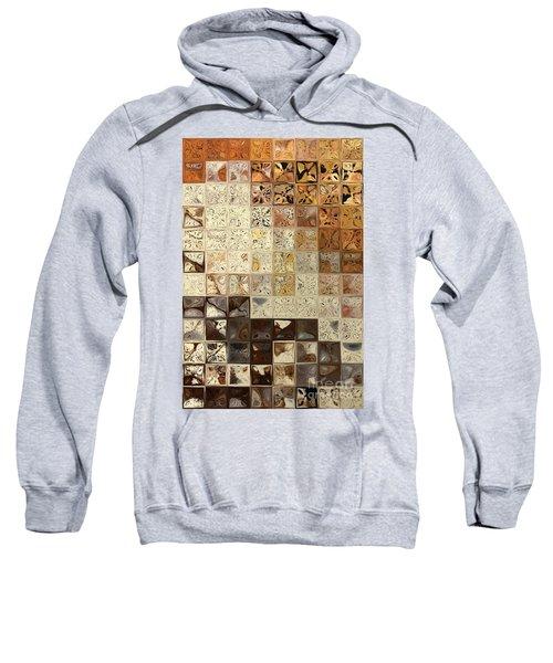 Deuteronomy 33 29. The Sheild Of Your Help Sweatshirt