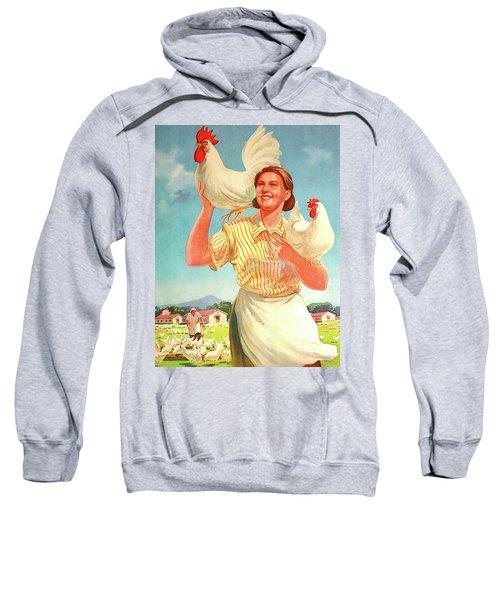 Develop Your Chicken Farm Sweatshirt