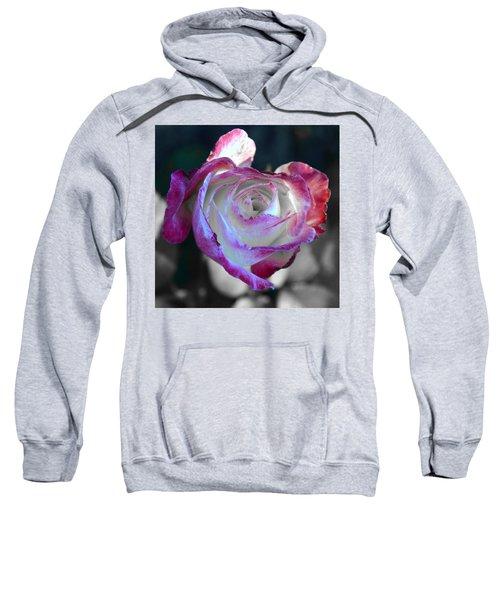 Dewy Rose Sweatshirt