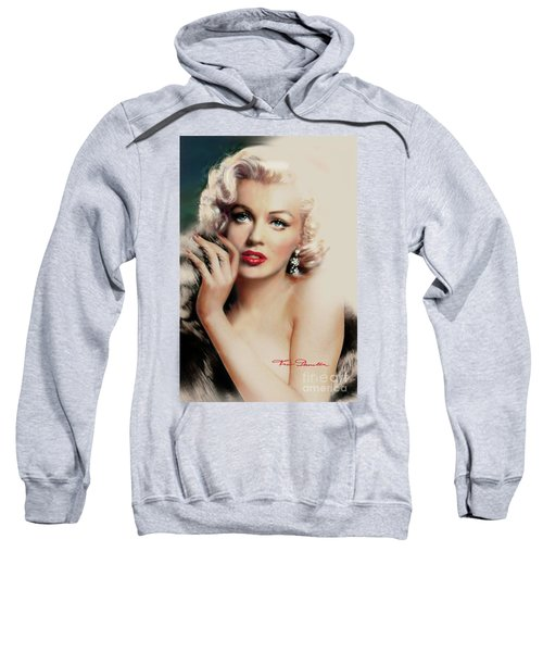 Diva Mm 169 Rose Sweatshirt