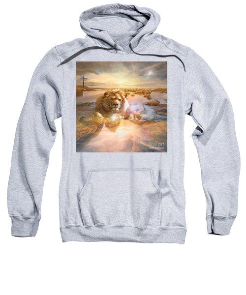 Divine Rest Sweatshirt