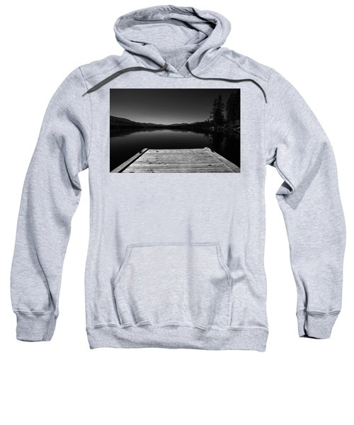 Dock At Dusk Sweatshirt