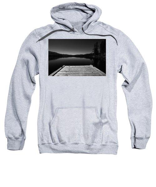 Dock At Dusk Sweatshirt