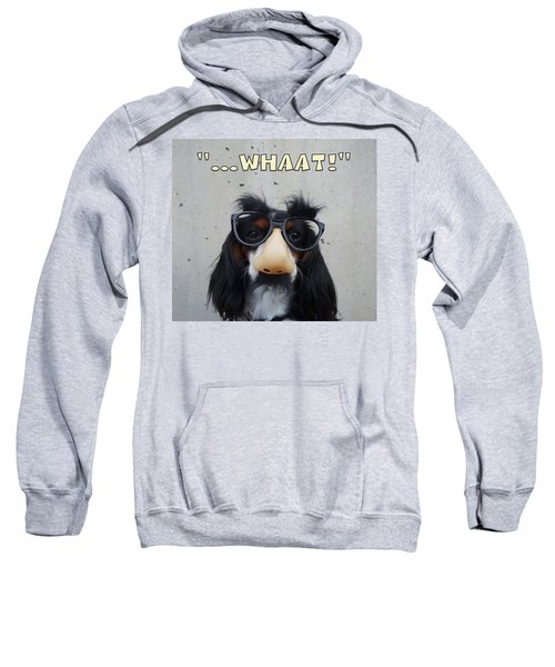 Dog Gone Funny Sweatshirt