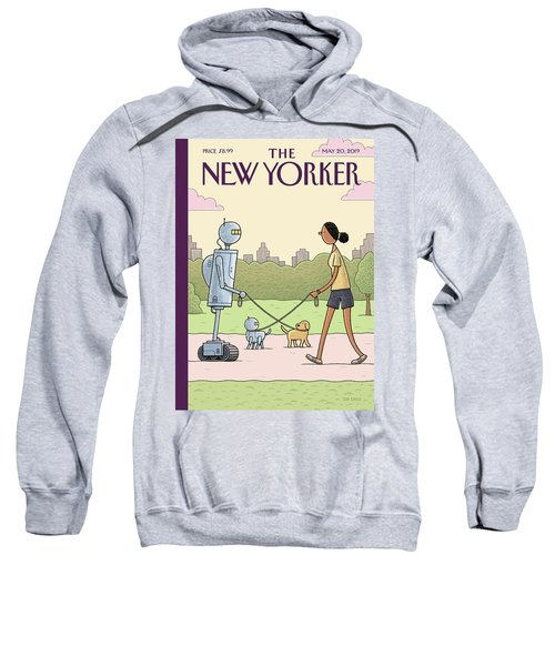 Dog Walking 2.0 Sweatshirt