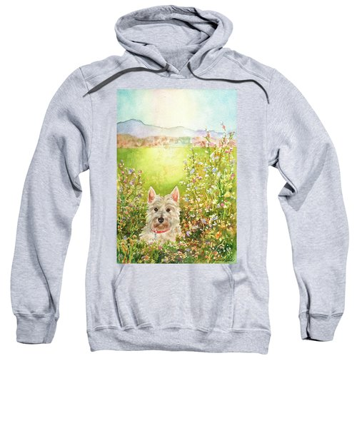 Doggie Heaven Sweatshirt
