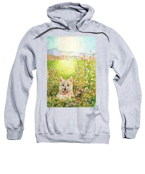 Doggie Heaven Sweatshirt