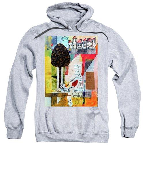 Doggie Walk Sweatshirt