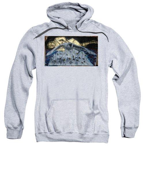 Don't Fight Your Dreams Sweatshirt