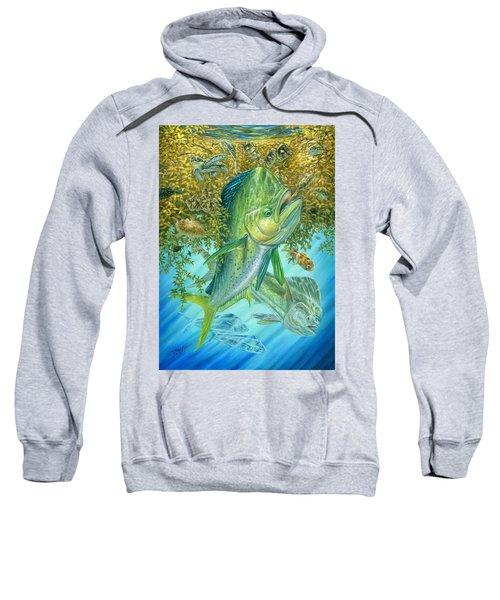 Dorados Hunting In Sargassum Sweatshirt