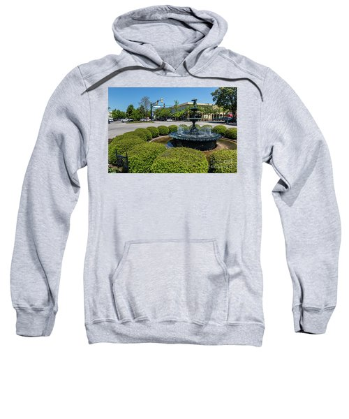 Downtown Aiken Sc Fountain Sweatshirt
