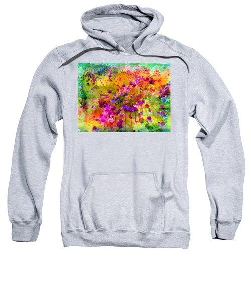 Dream Of Flowers Sweatshirt