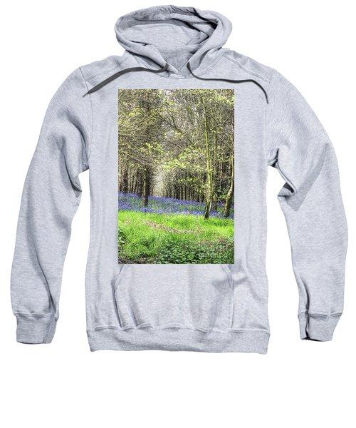 Drifts Of Blue Sweatshirt