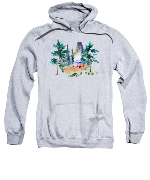Drive Thru Sweatshirt