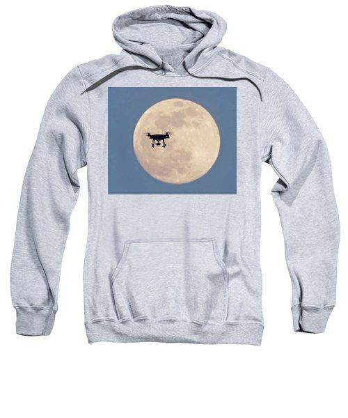 Drone Me To The Moon Sweatshirt