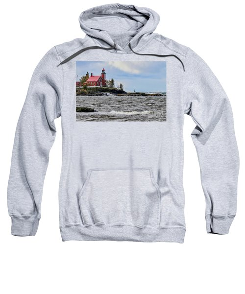 Eagle Harbor Lighthouse Sweatshirt
