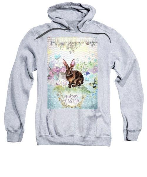 Easter Blue Bells Sweatshirt