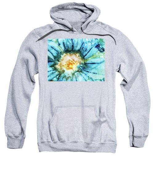 Eco Dyed Cosmos Sweatshirt