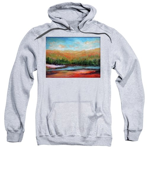 Edged Habitat Sweatshirt