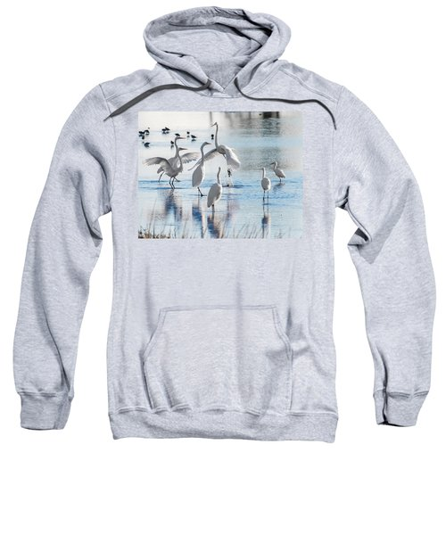 Egret Ballet 1400 Sweatshirt