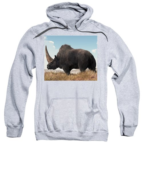 Elasmotherium Sweatshirt