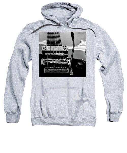 Electric Guitar Pickup Sweatshirt