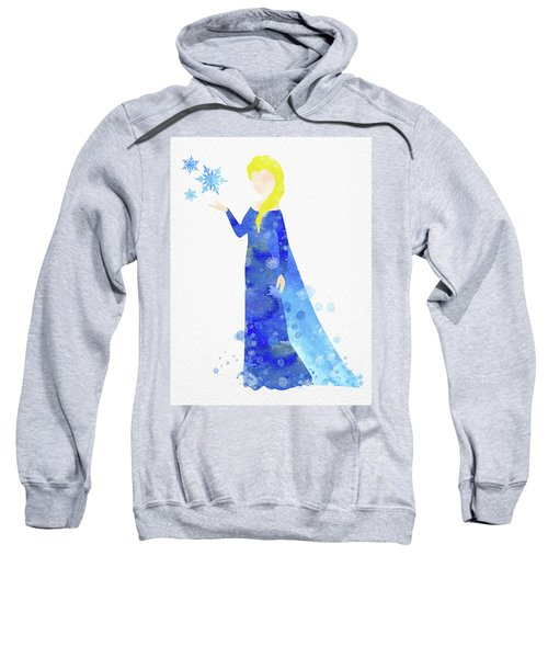Elsa Watercolor Sweatshirt