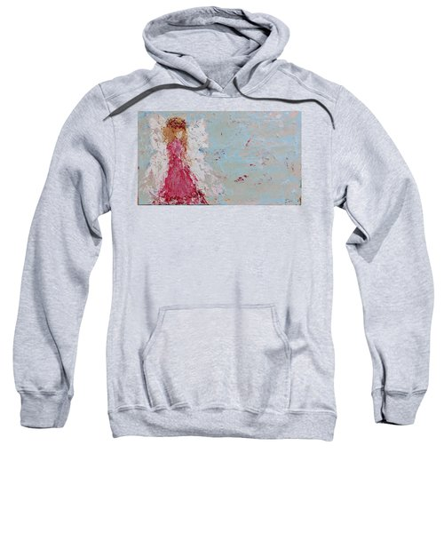 Emma's Angel Sweatshirt