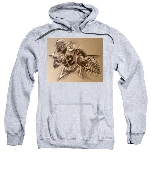 online retailer 96513 fbbf4 Emmitt Smith Hooded Sweatshirts   Fine Art America