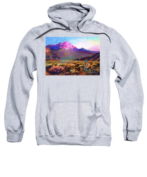 Kokopelli Dawn Sweatshirt
