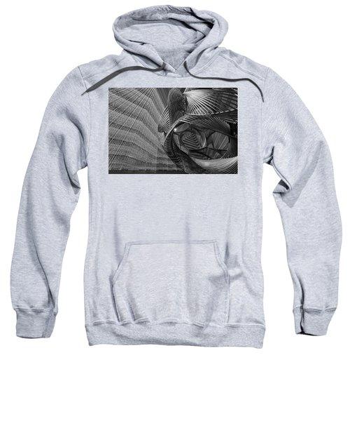 Escher's Summer Cottage Sweatshirt