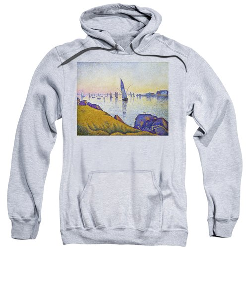 Evening Calm, Concarneau - Digital Remastered Edition Sweatshirt