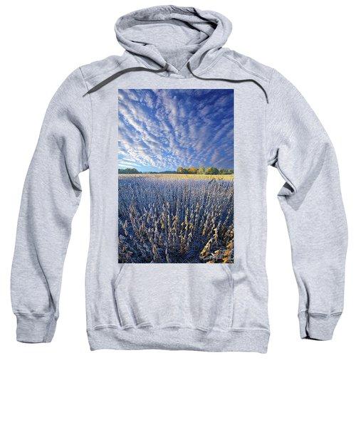 Every Moment Spent Sweatshirt