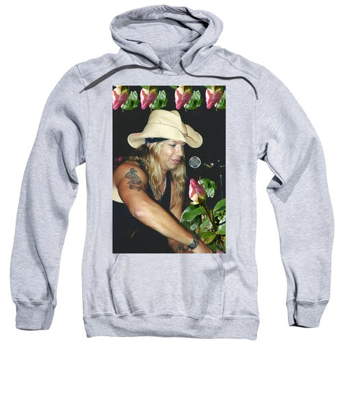 Every Rose Has Its Thorn Sweatshirt