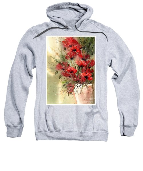 Everything About Poppies I Sweatshirt
