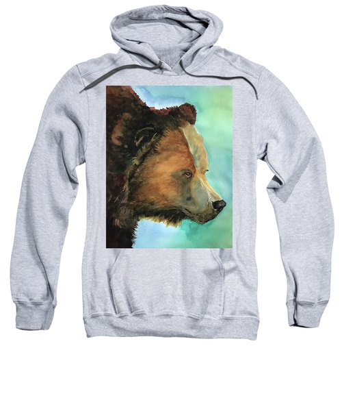 Face To Face Bear Sweatshirt